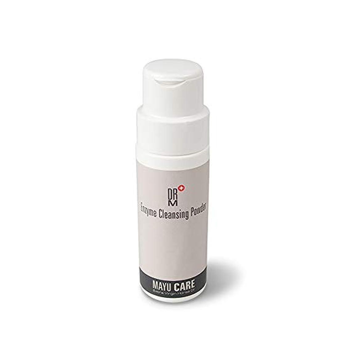 使用法川放棄[Dr.M] Enzyme Cleansing Powder 酵素 クレンジングパウダー 100g [並行輸入品]