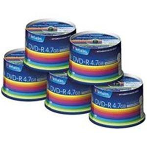 三菱化学 データ用DVD-R 250枚 50枚 5  DHR47JP50V3C