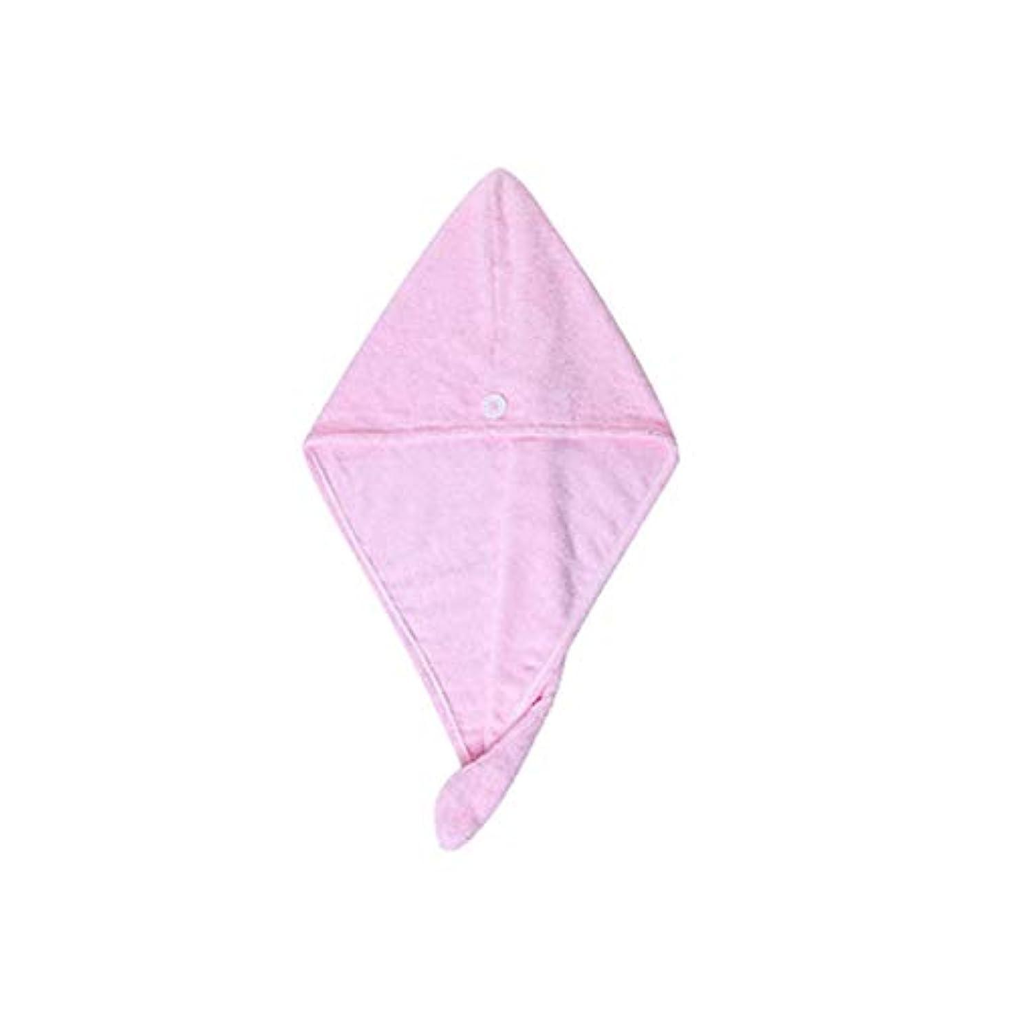 シンプルな強制保護YRYRYP シャワーキャップ、乾いた髪キャップ、女性の柔らかな吸水性と速乾性シャワーキャップ、1枚のタオル、フード付きのシャワーキャップ、ピンク、黄色、紫 バス用品 (Color : Purple)
