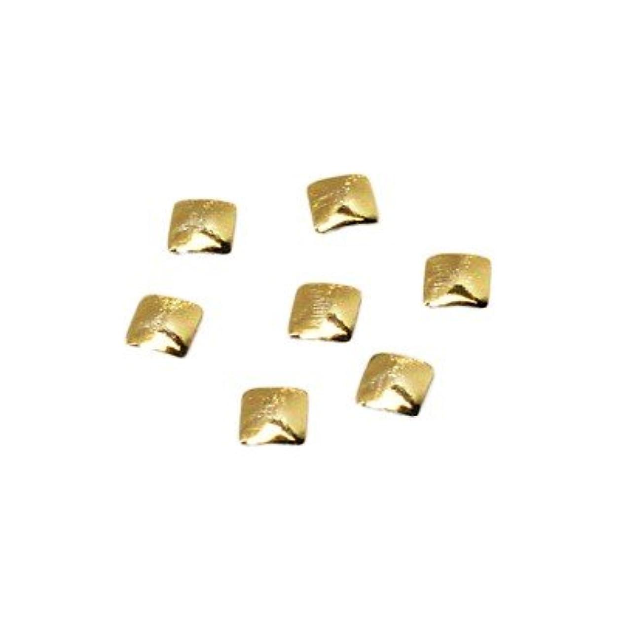 属するメカニックスカートクレア スクエアスタッズ SS GOL ゴールド 0.36g