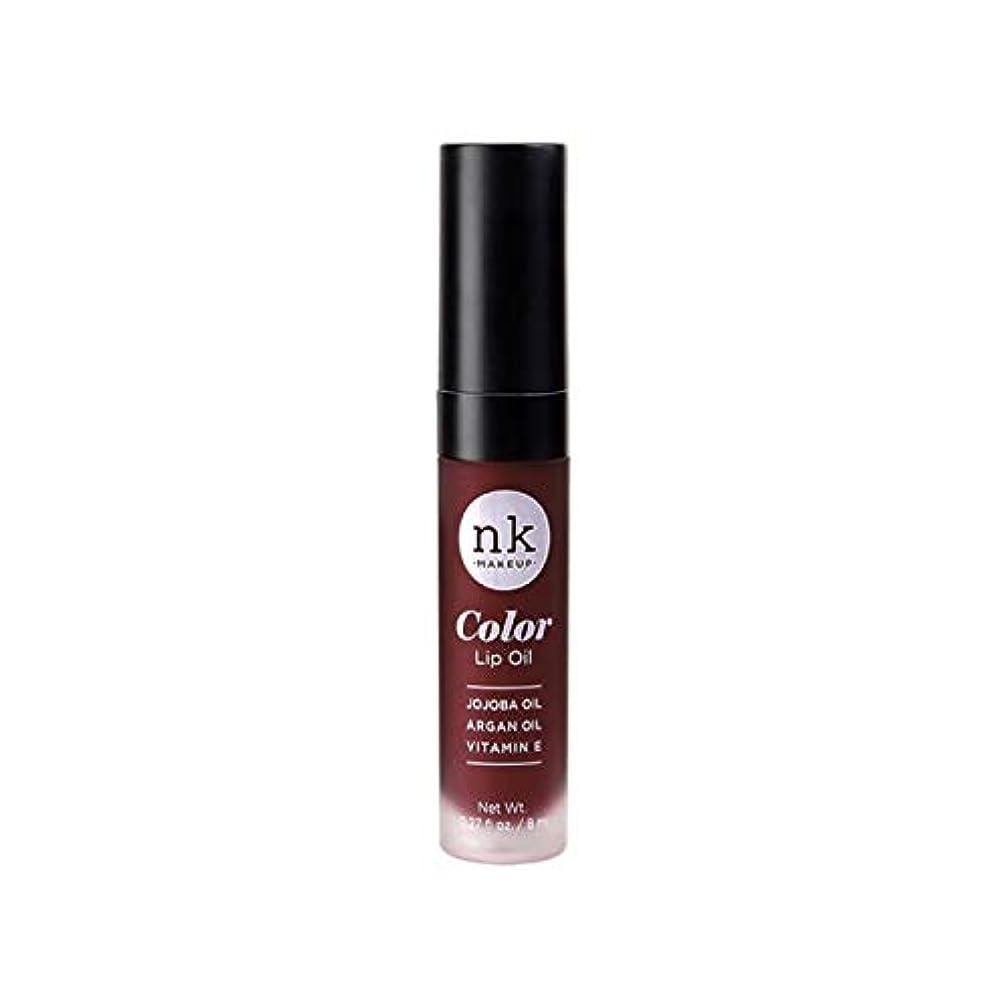 ゴミ箱を空にする取り除く血色の良いNICKA K Color Lip Oil - Regina (並行輸入品)