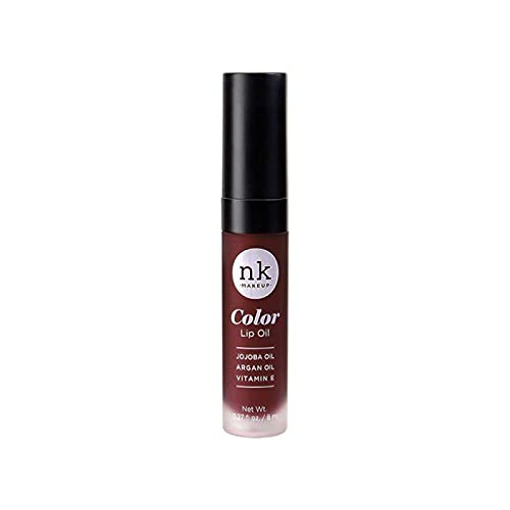 接地教師の日ソーダ水NICKA K Color Lip Oil - Regina (並行輸入品)