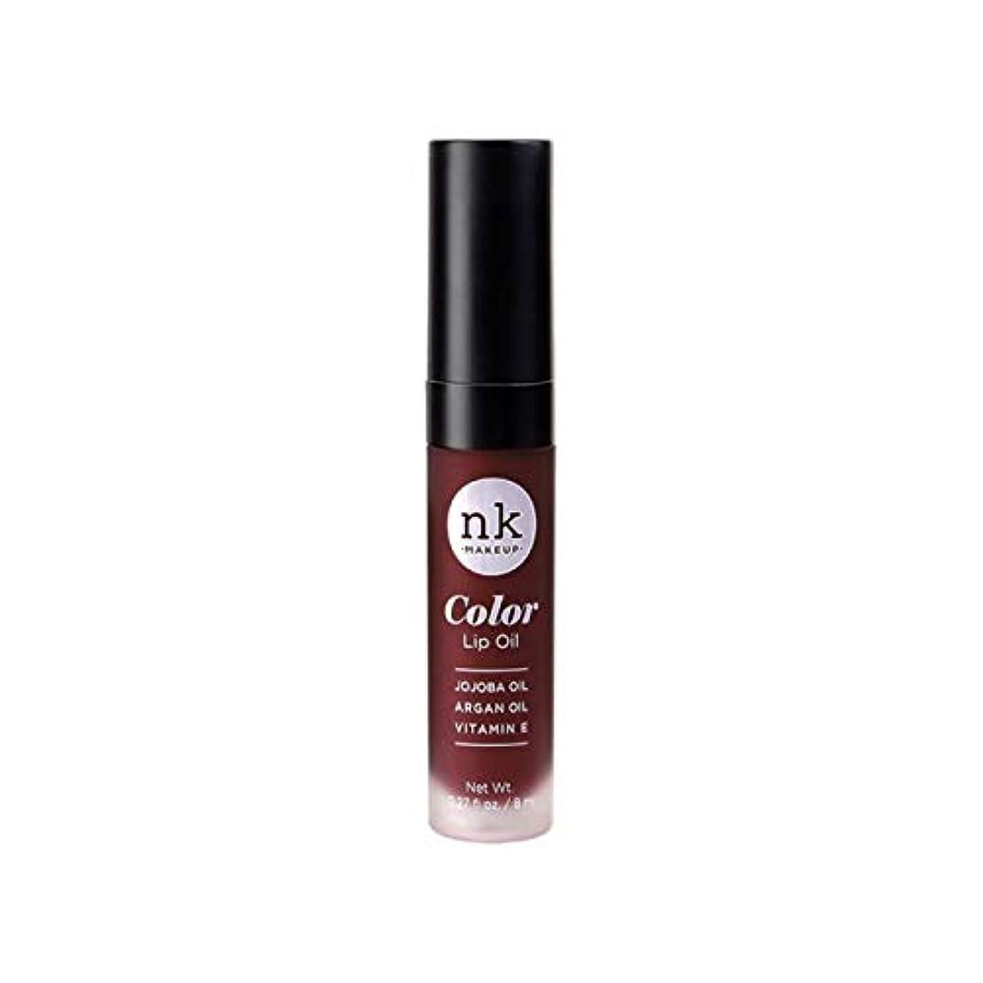 ただやる常に司法NICKA K Color Lip Oil - Regina (並行輸入品)