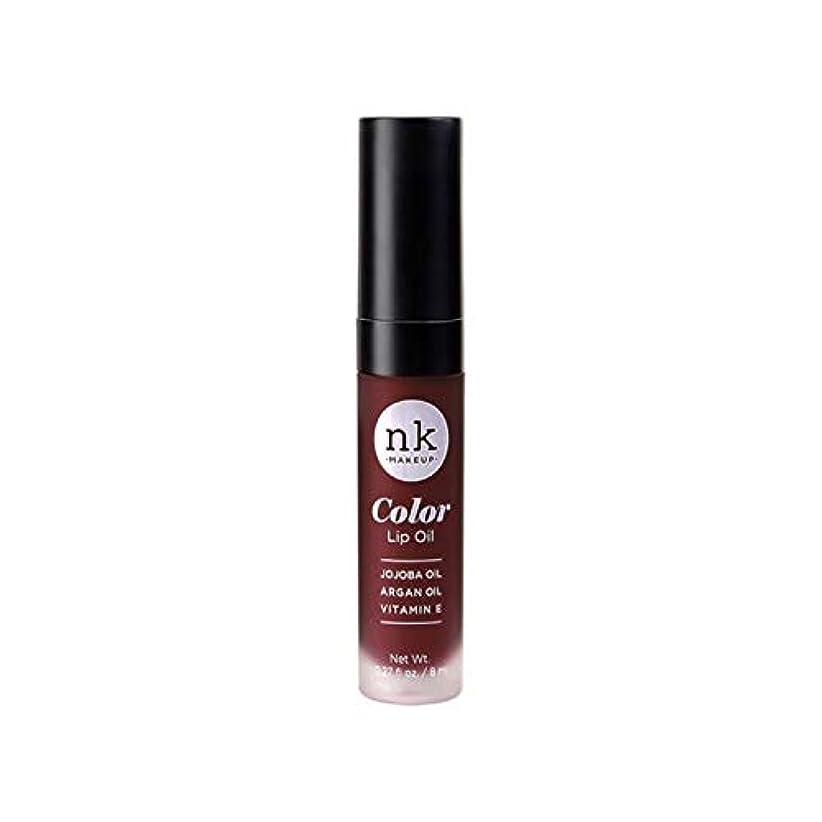 開始とは異なり受益者NICKA K Color Lip Oil - Regina (並行輸入品)