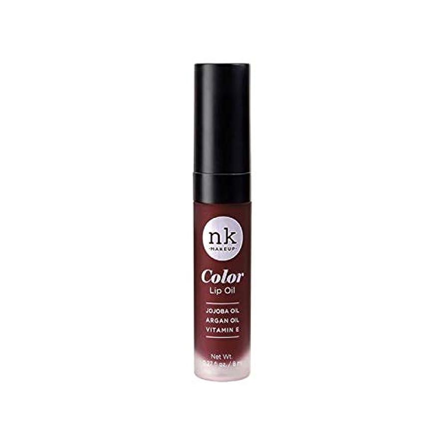 扇動反射トリッキーNICKA K Color Lip Oil - Regina (並行輸入品)