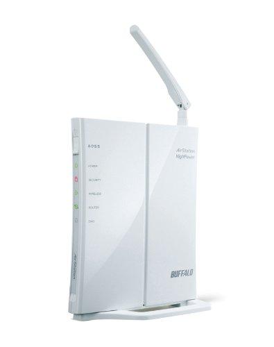 BUFFALO製 無線LAN BBルータ WHR-HP-GN