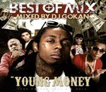 DJ GOKAN / THE BEST OF MIX VOL.1 -YOUNG MONEY-