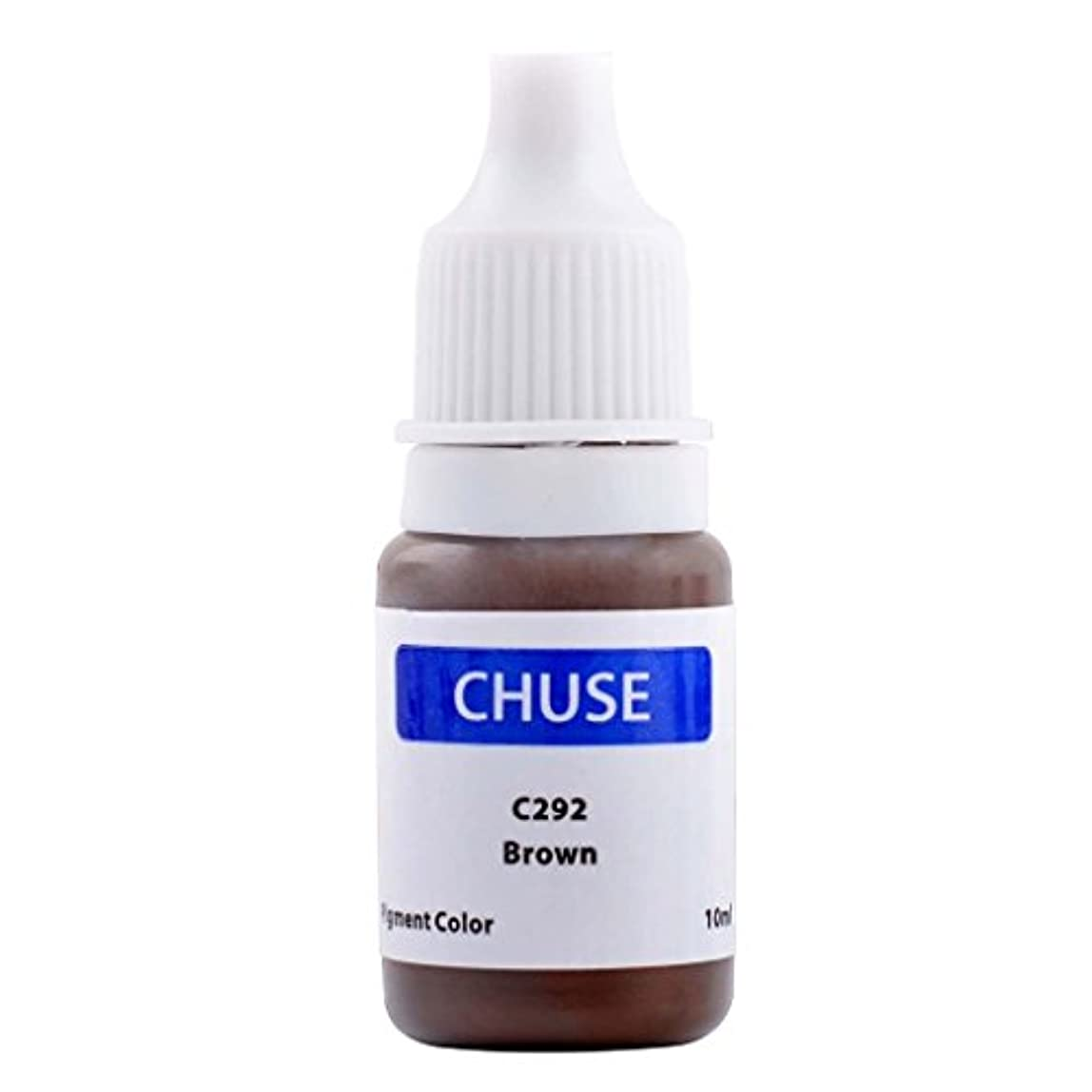 トランスミッション倍率喉頭(チュース)Chuse C292 眉タトゥーカラーメイク色素 コーヒー色