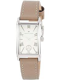 online store b74c6 3eac8 Amazon.co.jp: HAMILTON(ハミルトン) - レディース腕時計: 腕時計