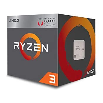 AMD Ryzen 3 3200G with Wraith Stealth cooler 3.6GHz 4コア / 4スレッド 65W【国内正規代理店品】 YD3200C5FHBOX
