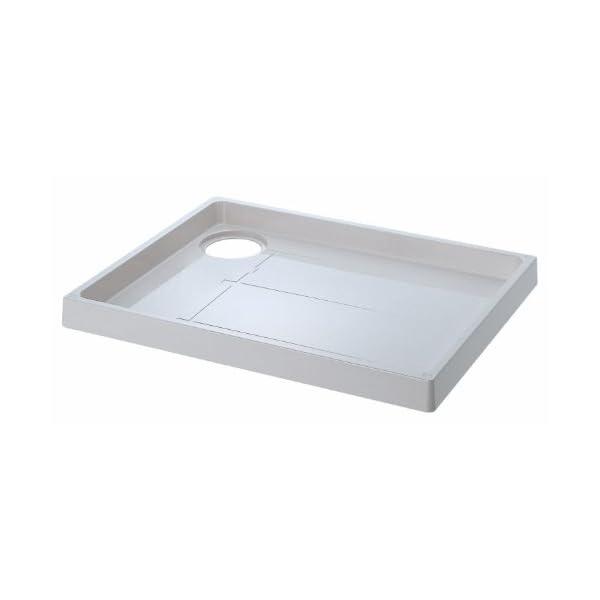 SANEI 【洗濯機パン】 トラップ穴右側 外寸...の商品画像