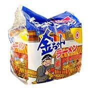 金ちゃんラーメン 5食