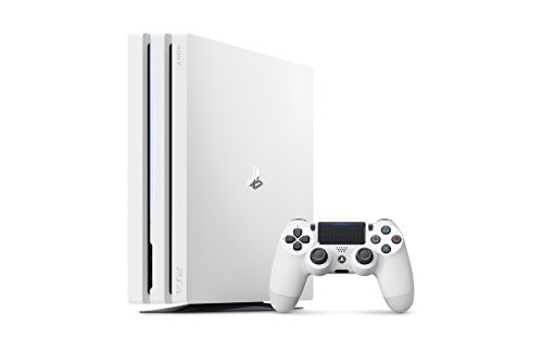 PlayStation 4 Pro 1TB Console – White