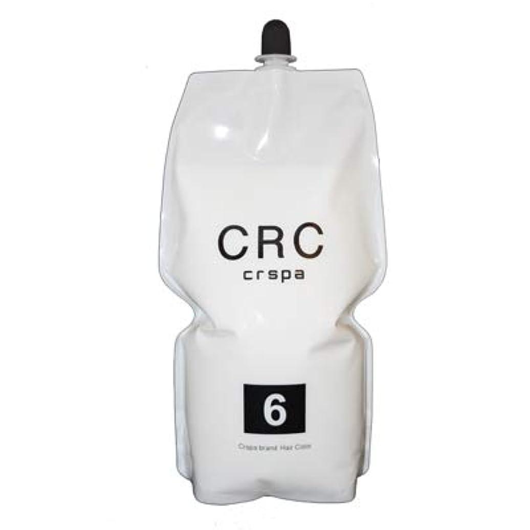 同時持続的規則性CRC OX (6%)