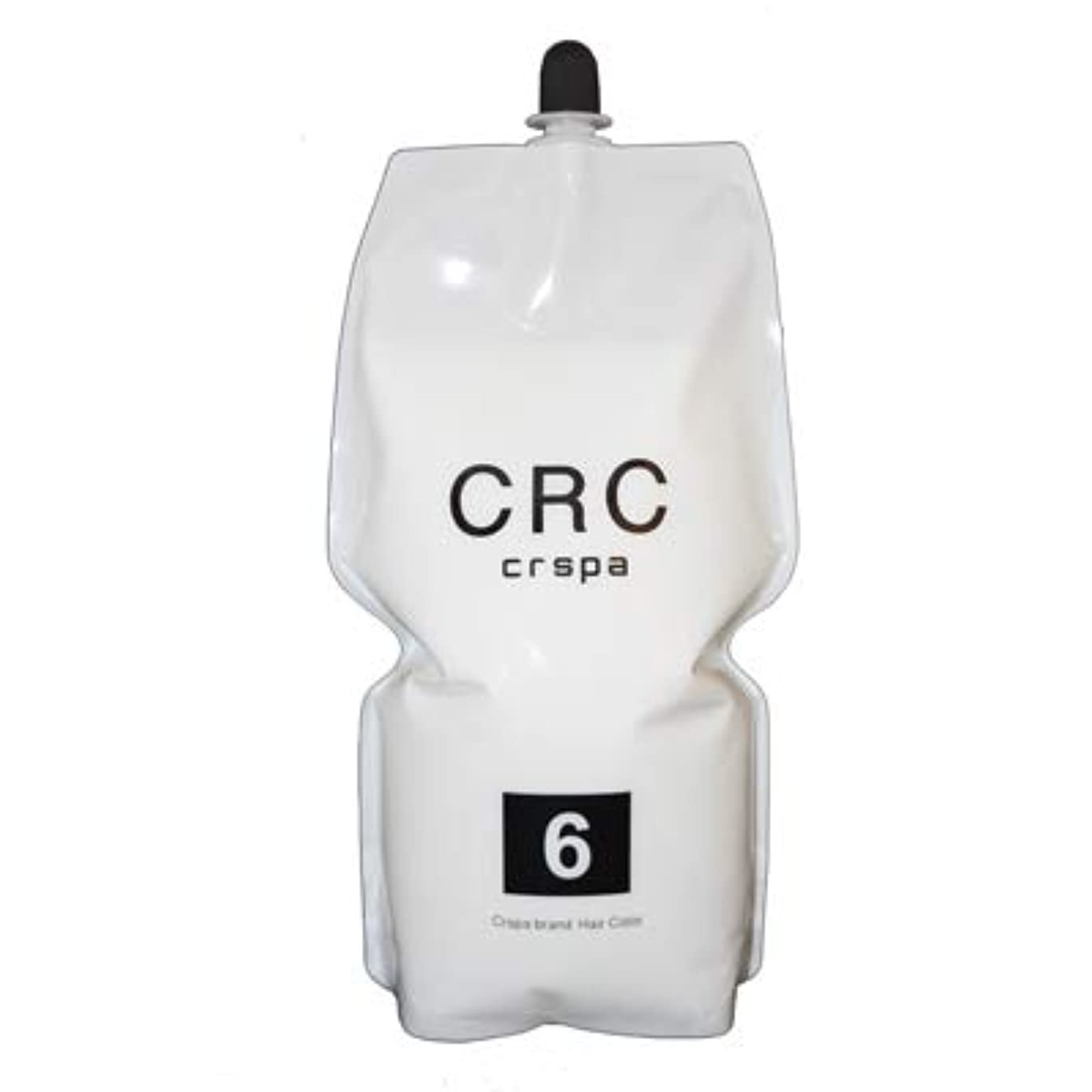 フォアタイプ気まぐれなパイプラインCRC OX (6%)