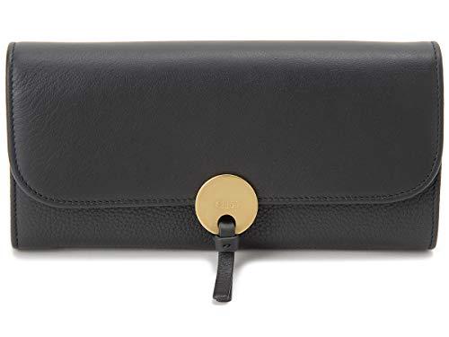 [クロエ] CHLOE 長財布 16UP809 H8J 001 INDY インディ ブラック レディース 財布 [並行輸入品]