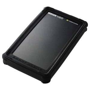 I-O DATA USB 2.0/1.1対応 バスパワー駆動ポータブルハードディスク 250GB ブラック HDP-U250S(K)