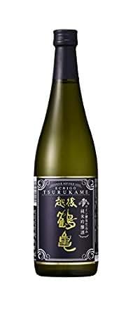 越後鶴亀 ワイン酵母仕込み 純米吟醸 720ml