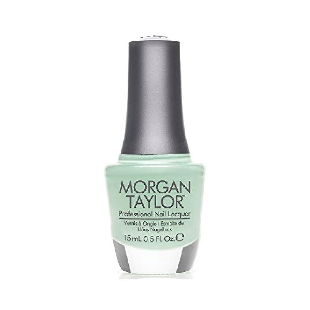 迫害する穏やかな舗装Morgan Taylor - Professional Nail Lacquer - Mint Chocolate Chip - 15 mL / 0.5oz
