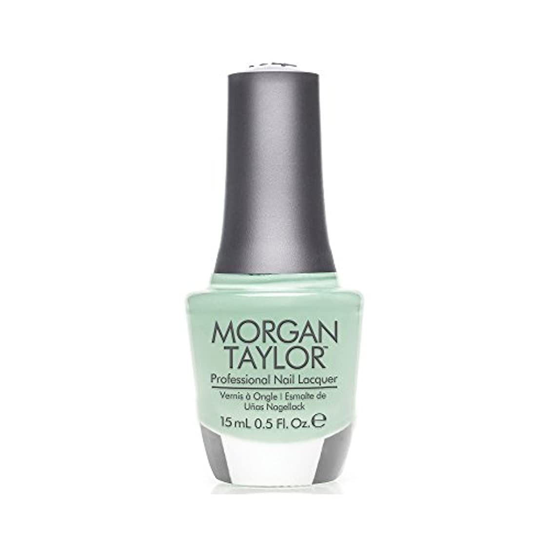 泣く晩餐荒らすMorgan Taylor - Professional Nail Lacquer - Mint Chocolate Chip - 15 mL / 0.5oz