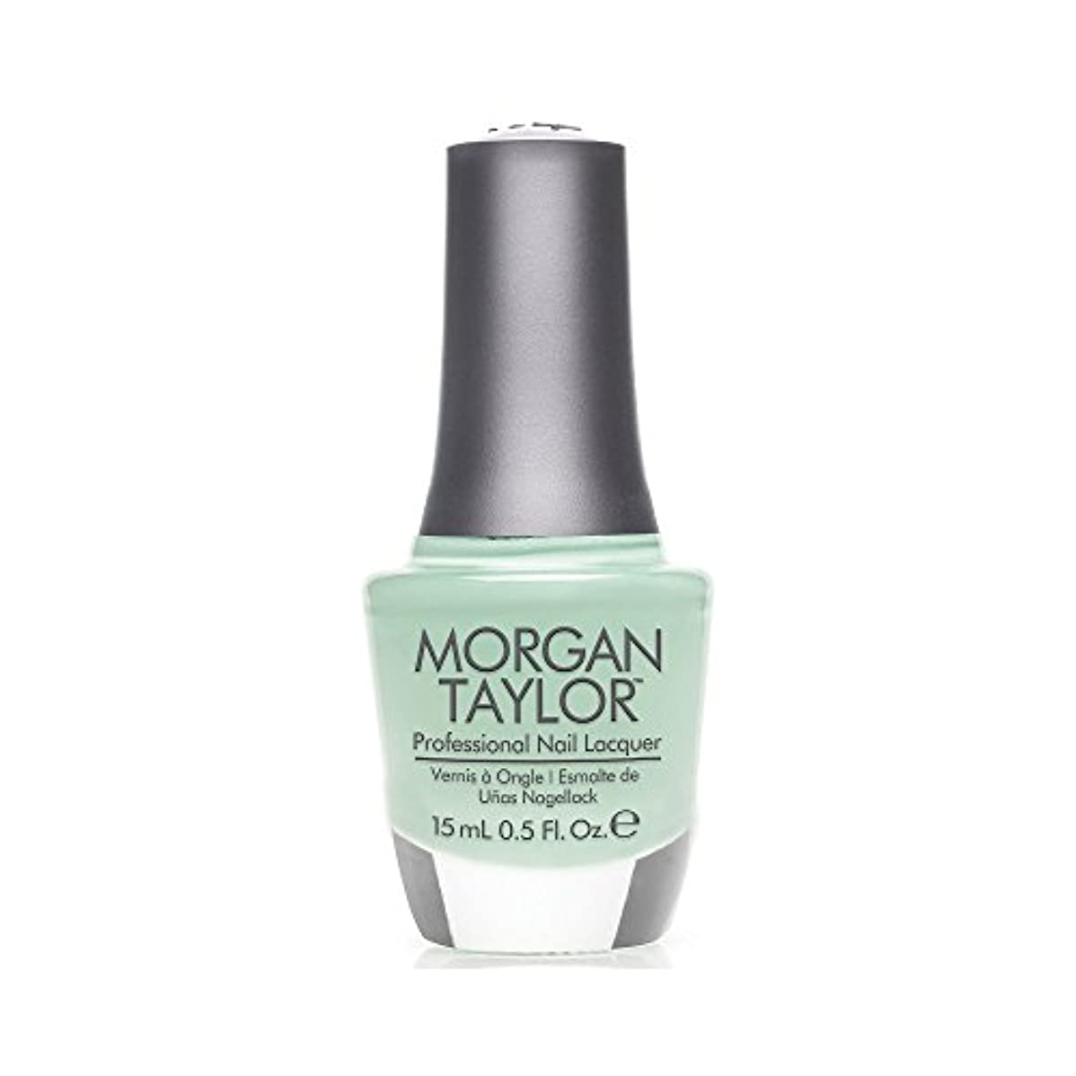 忘れるジョグ一晩Morgan Taylor - Professional Nail Lacquer - Mint Chocolate Chip - 15 mL / 0.5oz