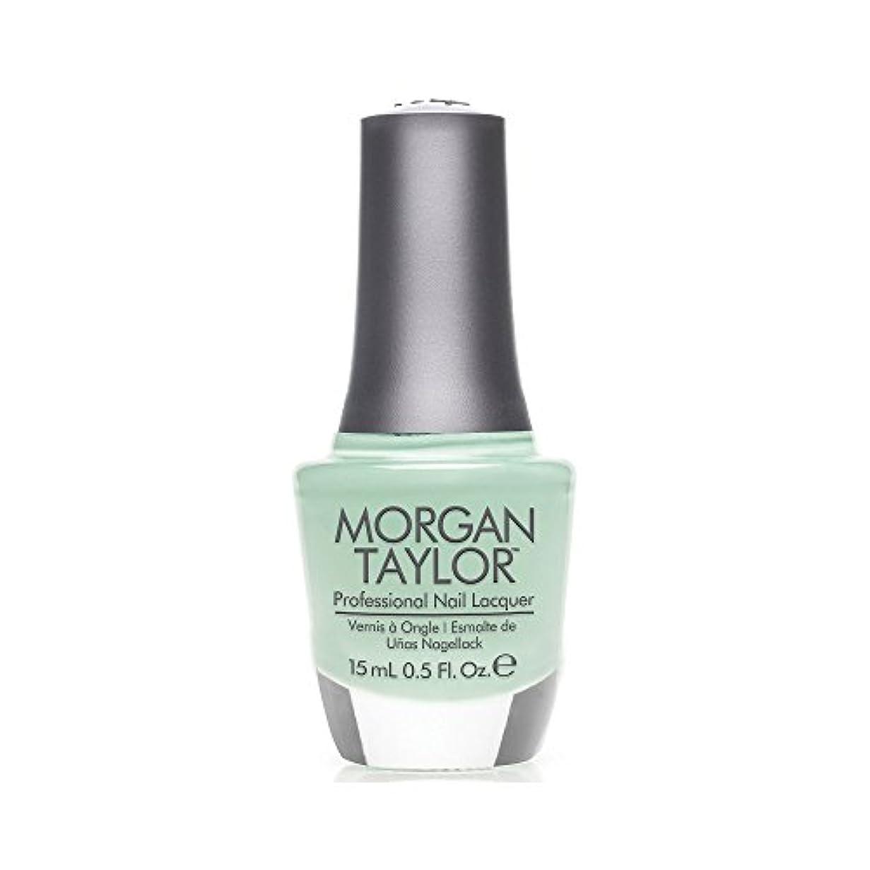オペレーター暗記する出席Morgan Taylor - Professional Nail Lacquer - Mint Chocolate Chip - 15 mL / 0.5oz