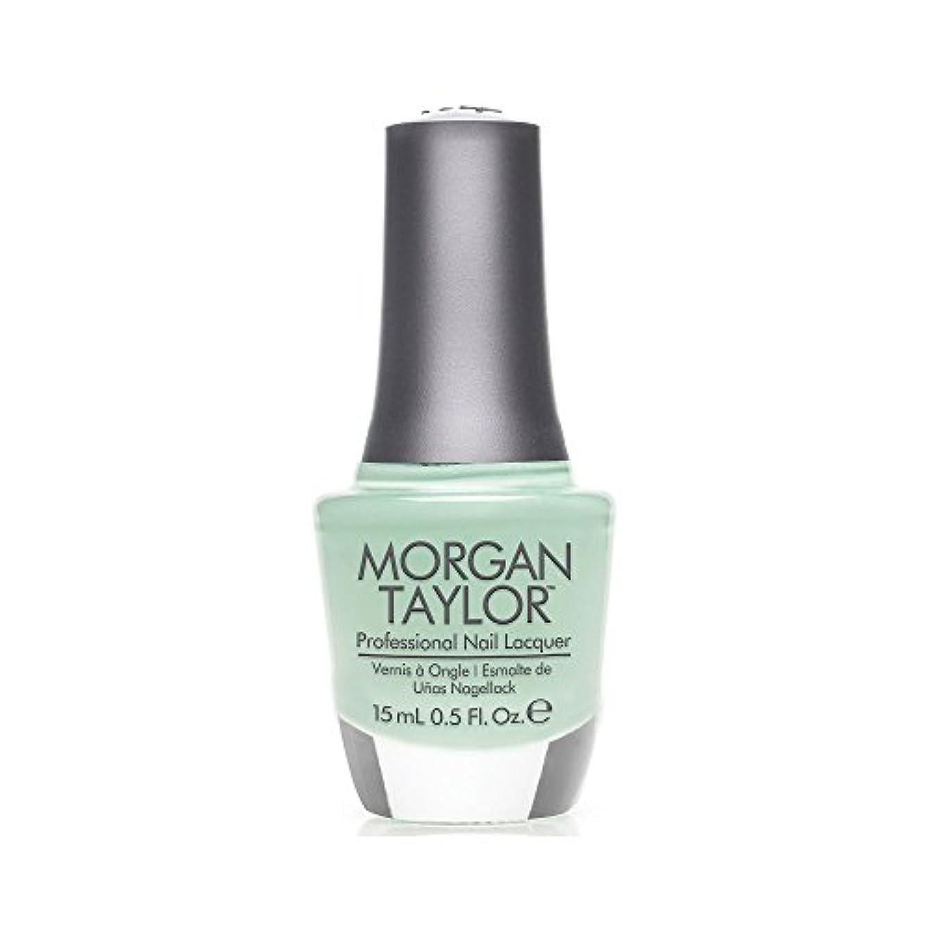 ネット親密な決定Morgan Taylor - Professional Nail Lacquer - Mint Chocolate Chip - 15 mL / 0.5oz