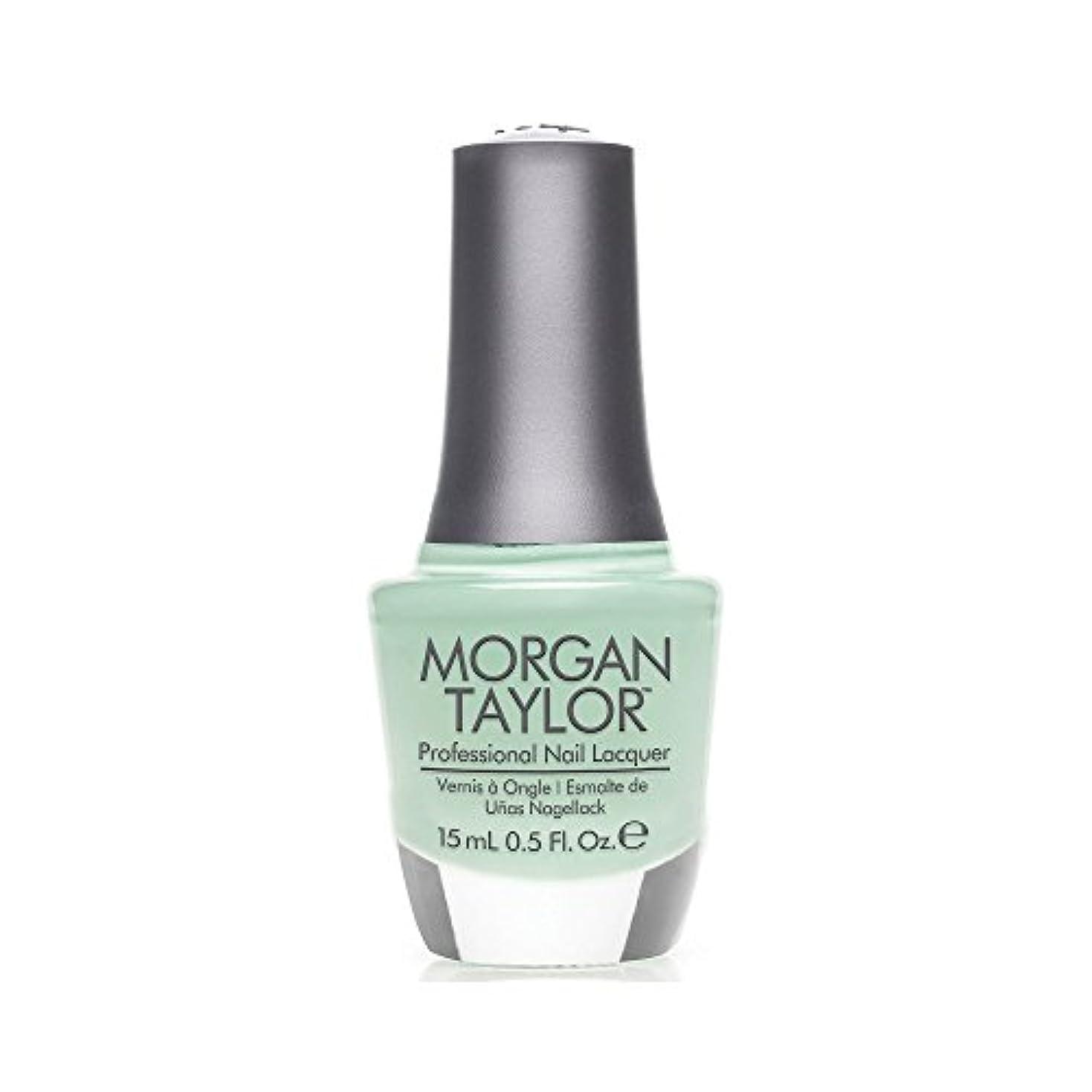 余剰ベール純度Morgan Taylor - Professional Nail Lacquer - Mint Chocolate Chip - 15 mL / 0.5oz