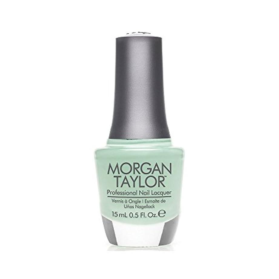 肥料閃光玉Morgan Taylor - Professional Nail Lacquer - Mint Chocolate Chip - 15 mL / 0.5oz