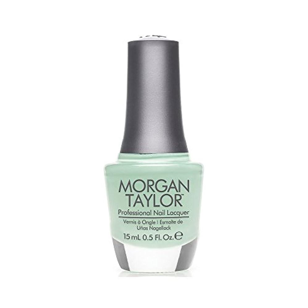 ブラウス始める伝統Morgan Taylor - Professional Nail Lacquer - Mint Chocolate Chip - 15 mL / 0.5oz