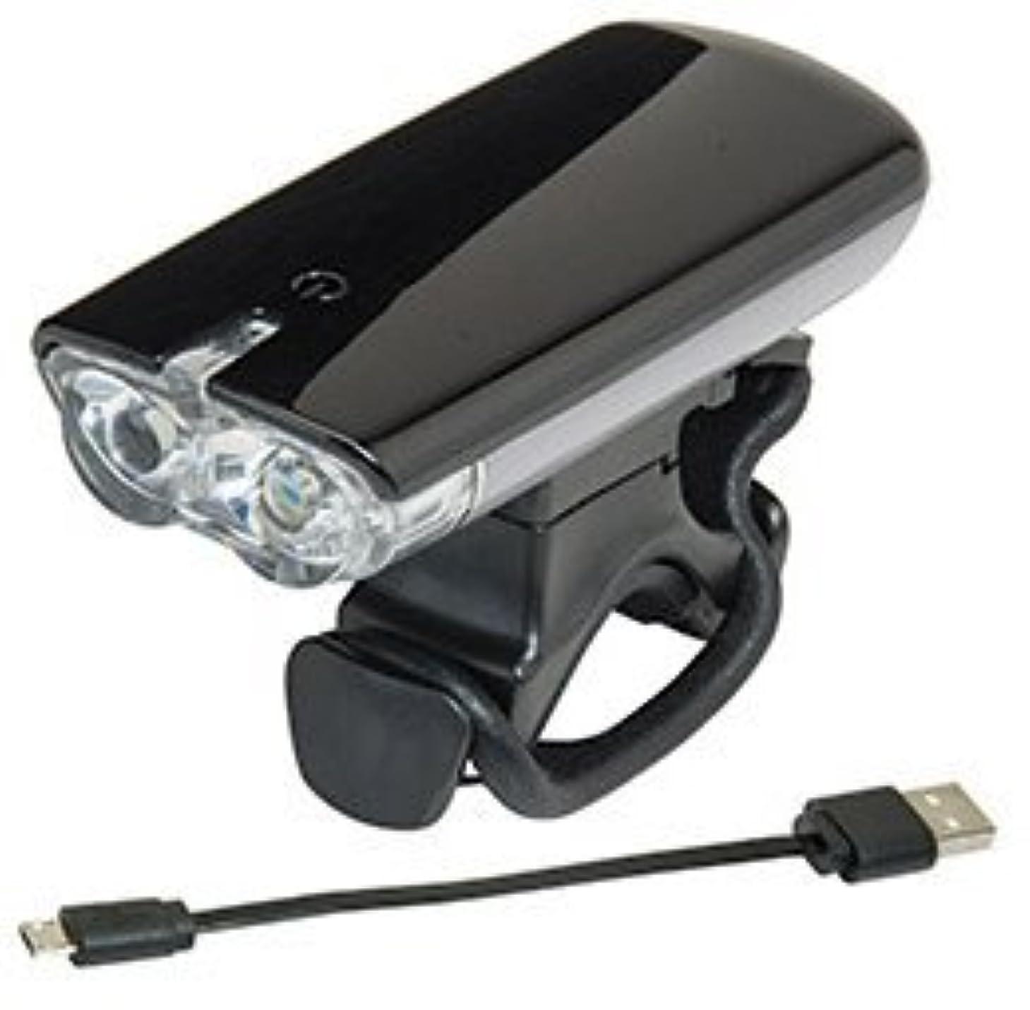 福祉病者なぜならLPF15000 GIZA PRODUCTS ヘッドライト CG-120PA ホワイトLED ブラック