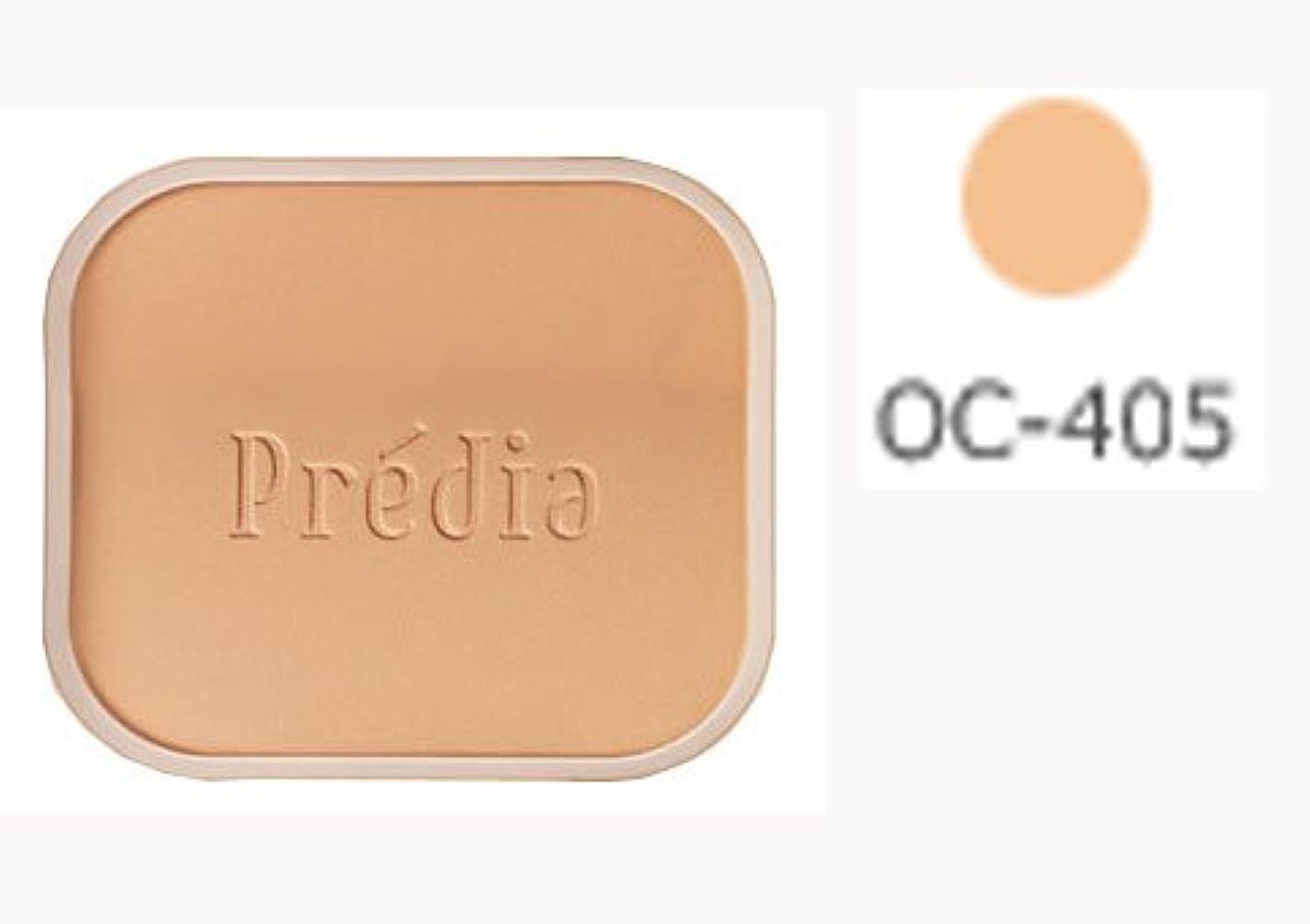 チョコレート遮る麦芽プレディア スパ?エ?メール フィットオンファンデーション モイスト OC-405(レフィルのみ)(10g)