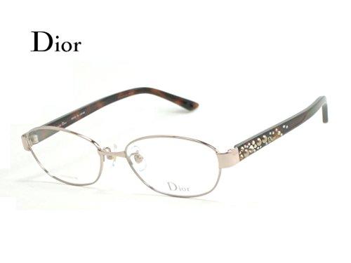 ディオール CD7746J DVT  【Dior】 ピンク/ブラウン 『新品・正規品』  メガネフレーム