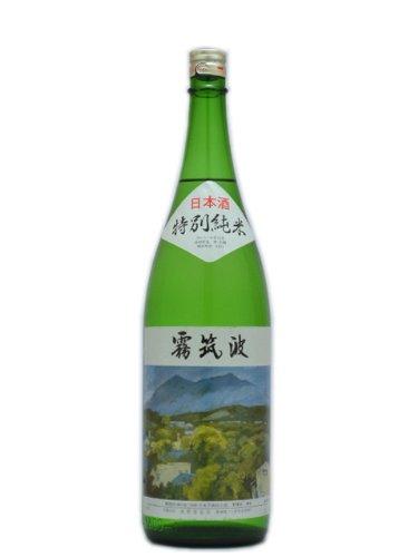 霧筑波 [特別純米酒]