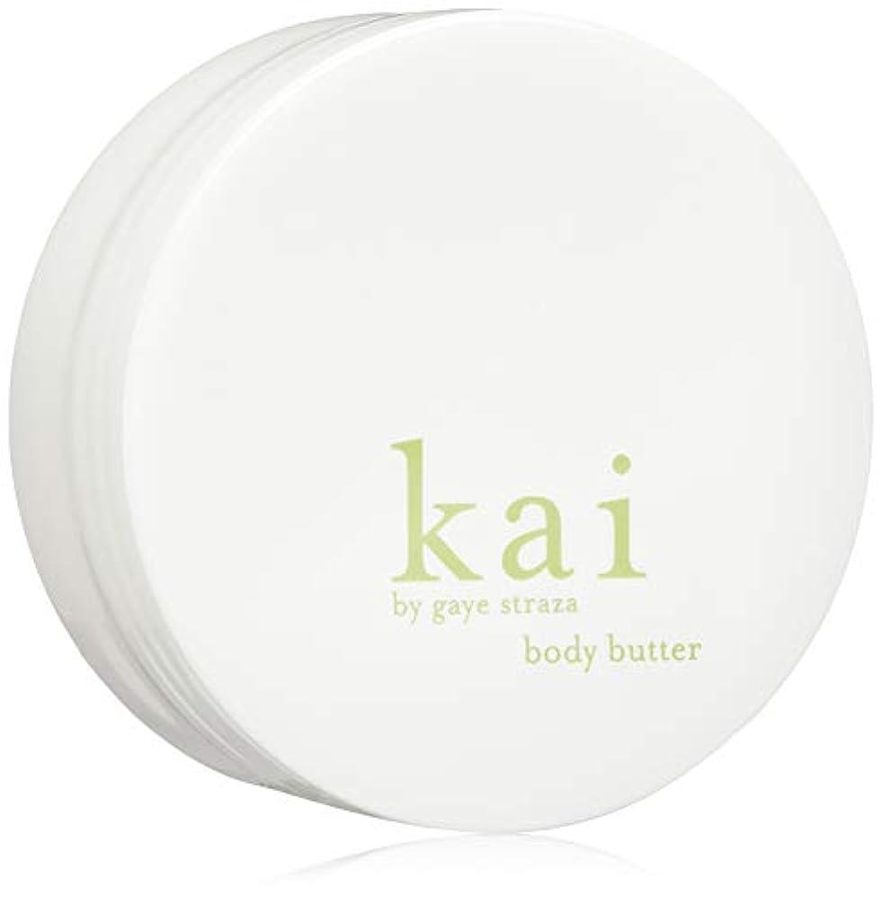 タブレット抗生物質生理kai fragrance(カイ フレグランス) ボディバター 181g