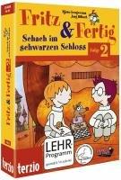 Fritz und Fertig Folge 2 - Schach im schwarzen Schloß: Schach lernen und trainieren. PC-Version