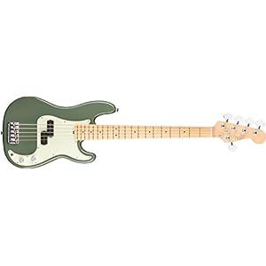 Fender フェンダー エレキベース American Professional P BASS V Maple ATO