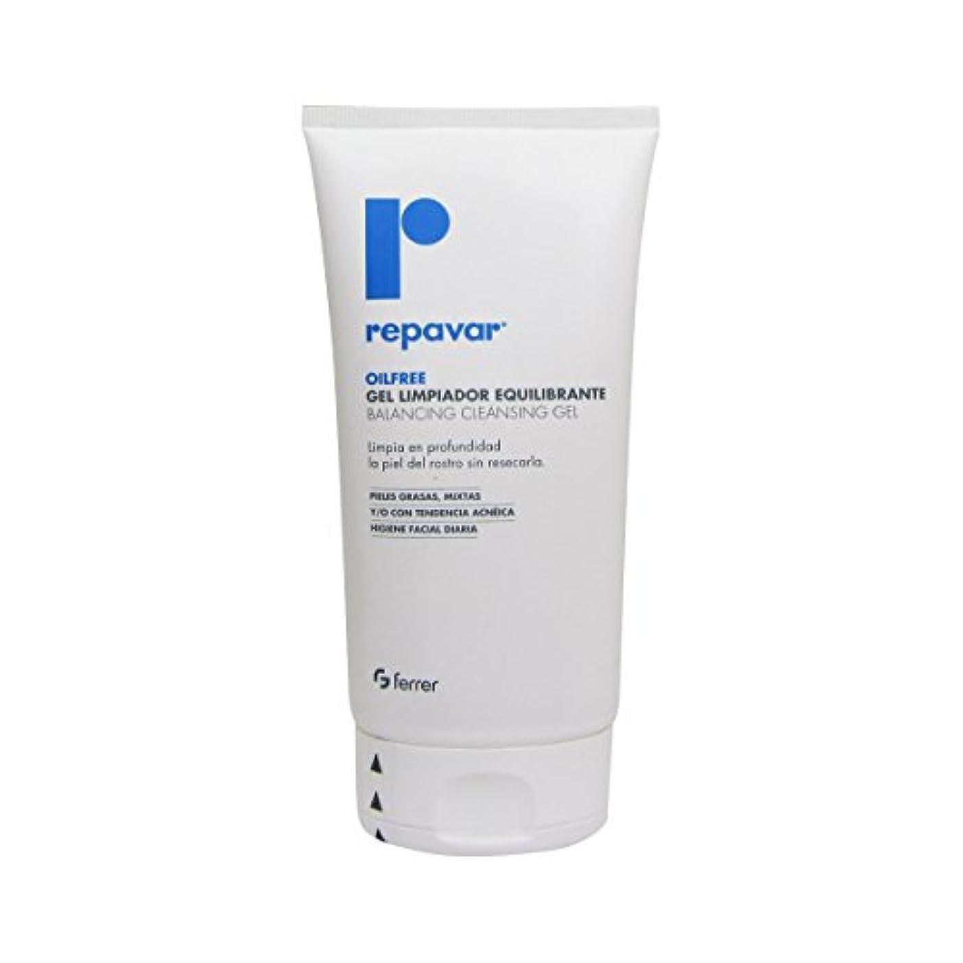 Repavar Oil Free Cleansing Gel 150ml [並行輸入品]