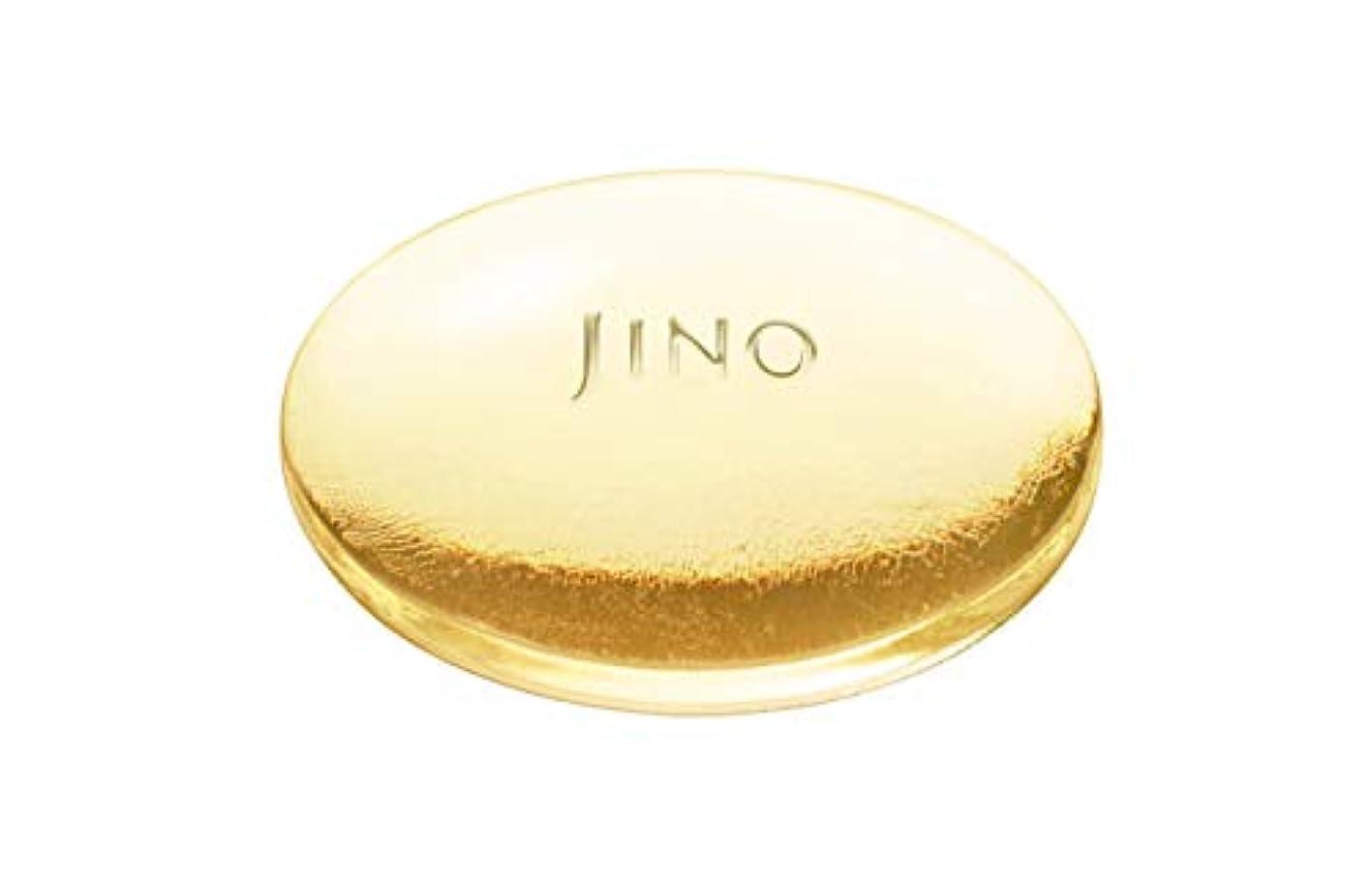 賞賛するおびえた泣いているJINO(ジーノ) アミノ モイスト クリアソープ 100g 洗顔料 -保湿?アミノ酸系洗浄?敏感肌?毛穴ケア-