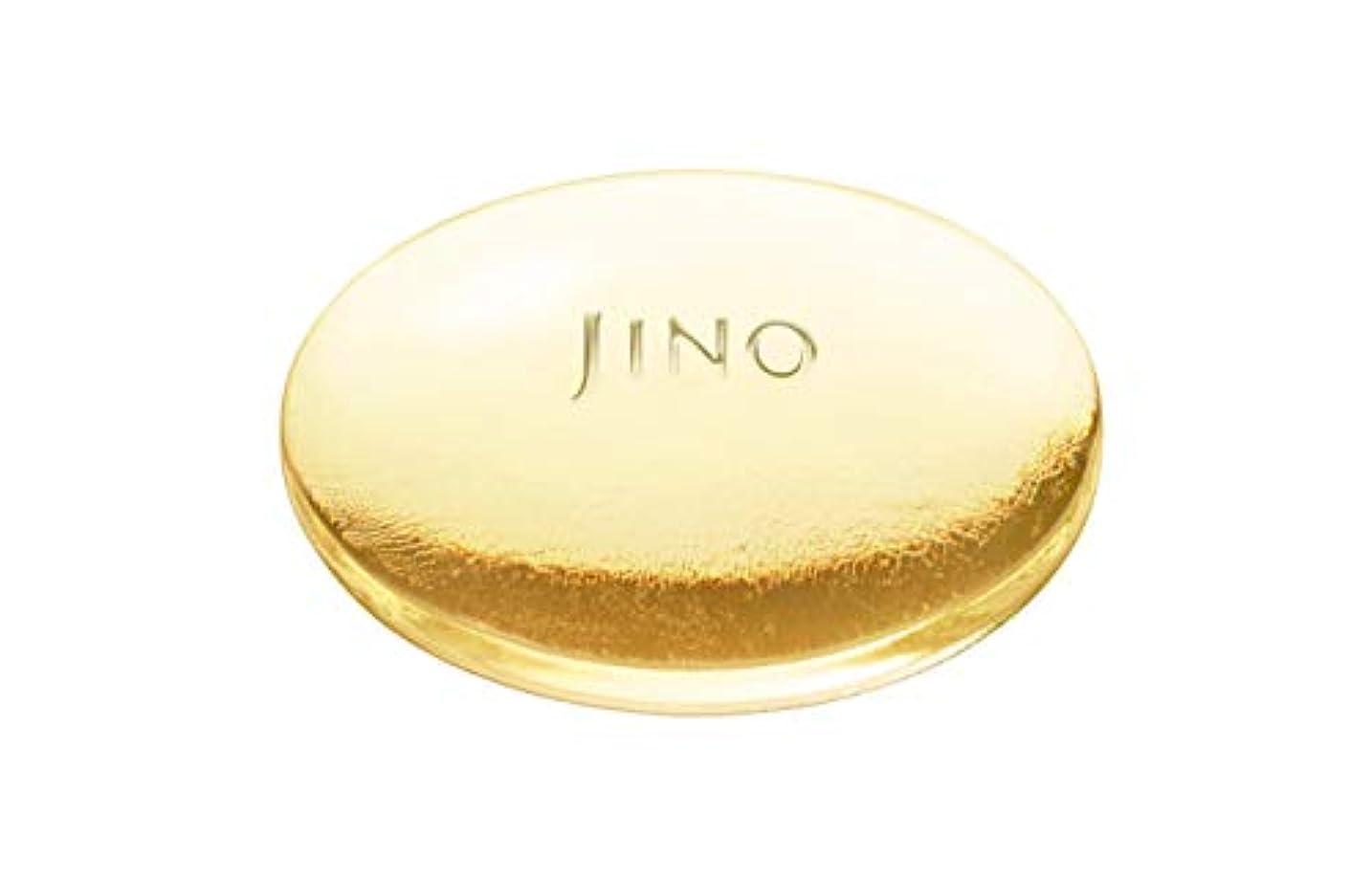 マネージャー透ける配列JINO(ジーノ) アミノ モイスト クリアソープ 100g 洗顔料 -保湿?アミノ酸系洗浄?敏感肌?毛穴ケア-