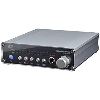 サウンドウォーリア 高機能USB D/Aコンバーター SWD-DA20