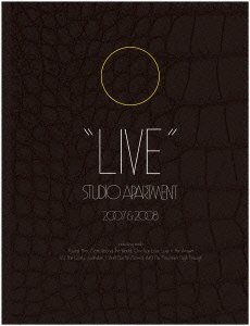 STUDIO APARTMENT LIVE [DVD]