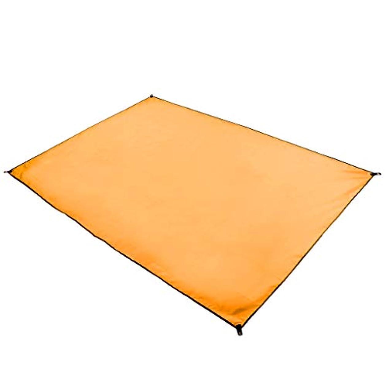 ただやる信号虐殺D DOLITY キャンプ 防水 ピクニックマット 多機能 テントフットプリント アウトドアツール 全6色