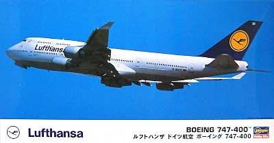 1/200 ルフトハンザ ドイツ航空 B747-400 (7)
