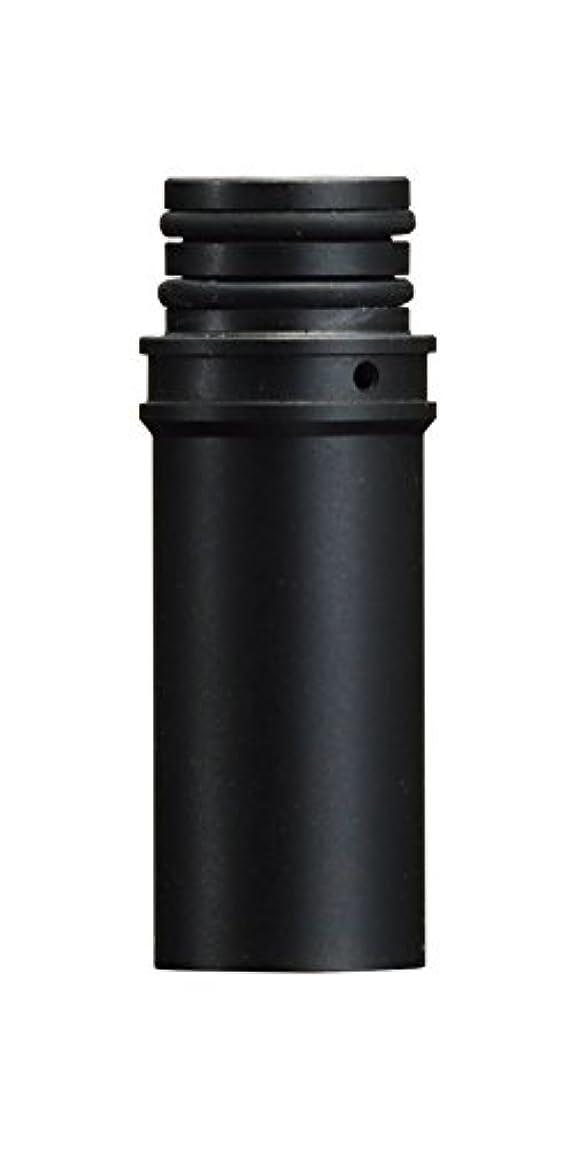 影響力のある鍔ホステスSAROME(サロメ) VAPE-1ブラックドリップチップ 液跳ね防止 Ploom techタバコカプセル装着可能