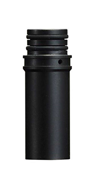 急性省ポットSAROME(サロメ) VAPE-1ブラックドリップチップ 液跳ね防止 Ploom techタバコカプセル装着可能