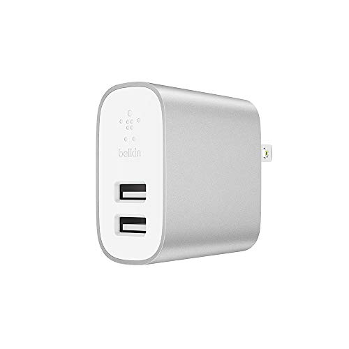 【Amazon.co.jp 限定】belkin BOOST CHARGE USB充電器 -2口/24W-