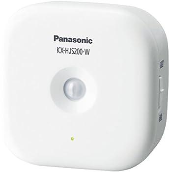 パナソニック 人感センサー KX-HJS200-W