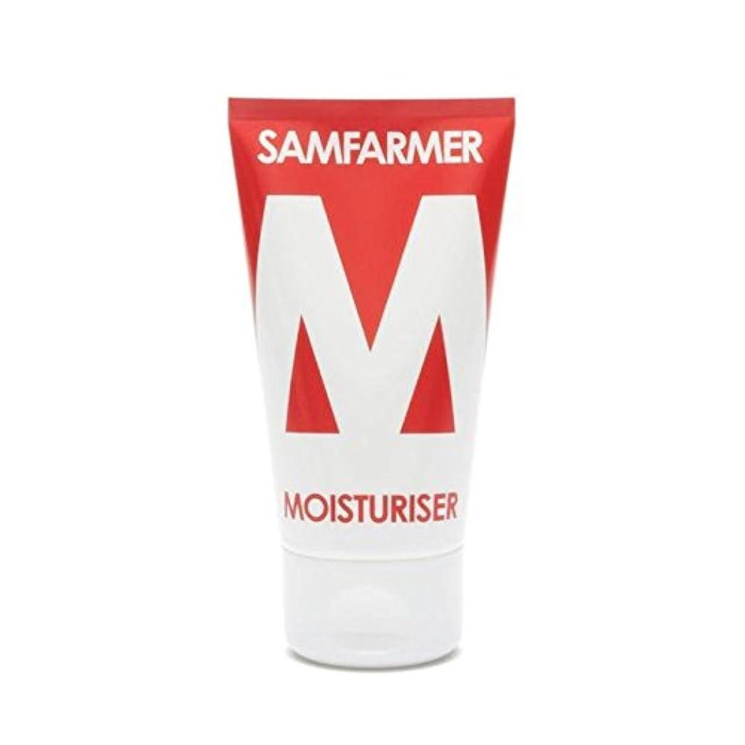 その結果貸し手平衡SAMFARMER Unisex Moisturiser 50ml (Pack of 6) - ユニセックス保湿50ミリリットル x6 [並行輸入品]