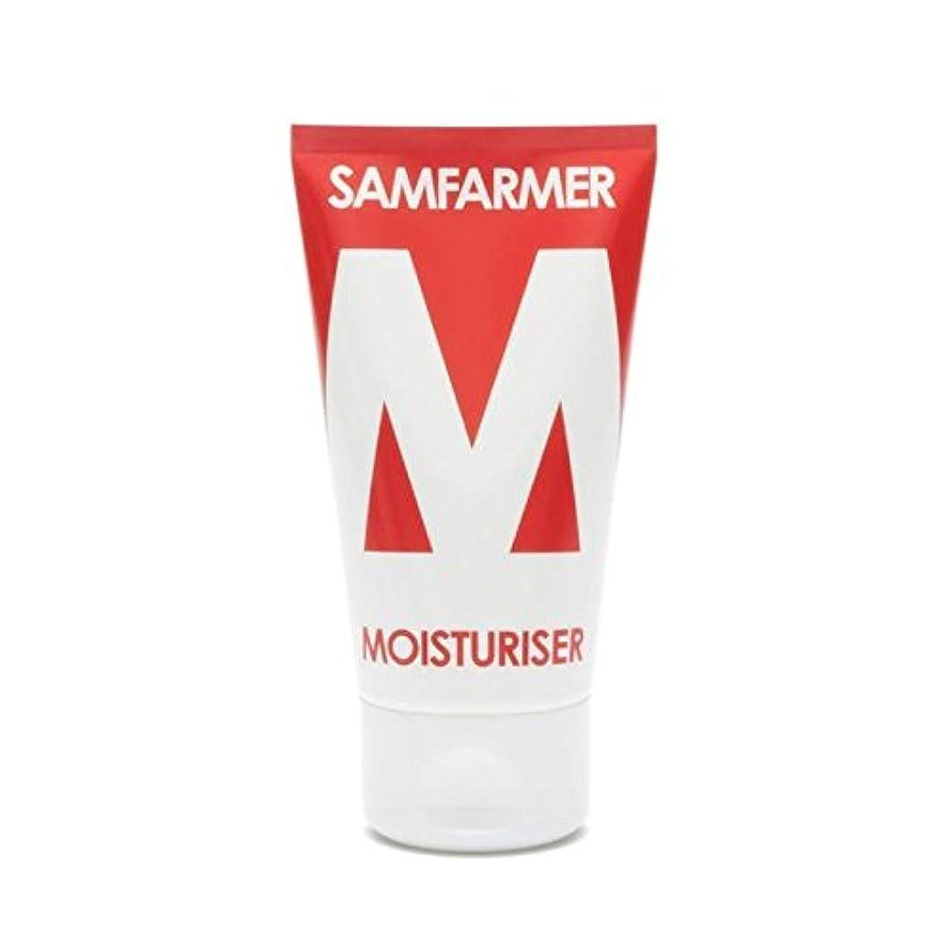 祈り政権拡散するユニセックス保湿50ミリリットル x2 - SAMFARMER Unisex Moisturiser 50ml (Pack of 2) [並行輸入品]